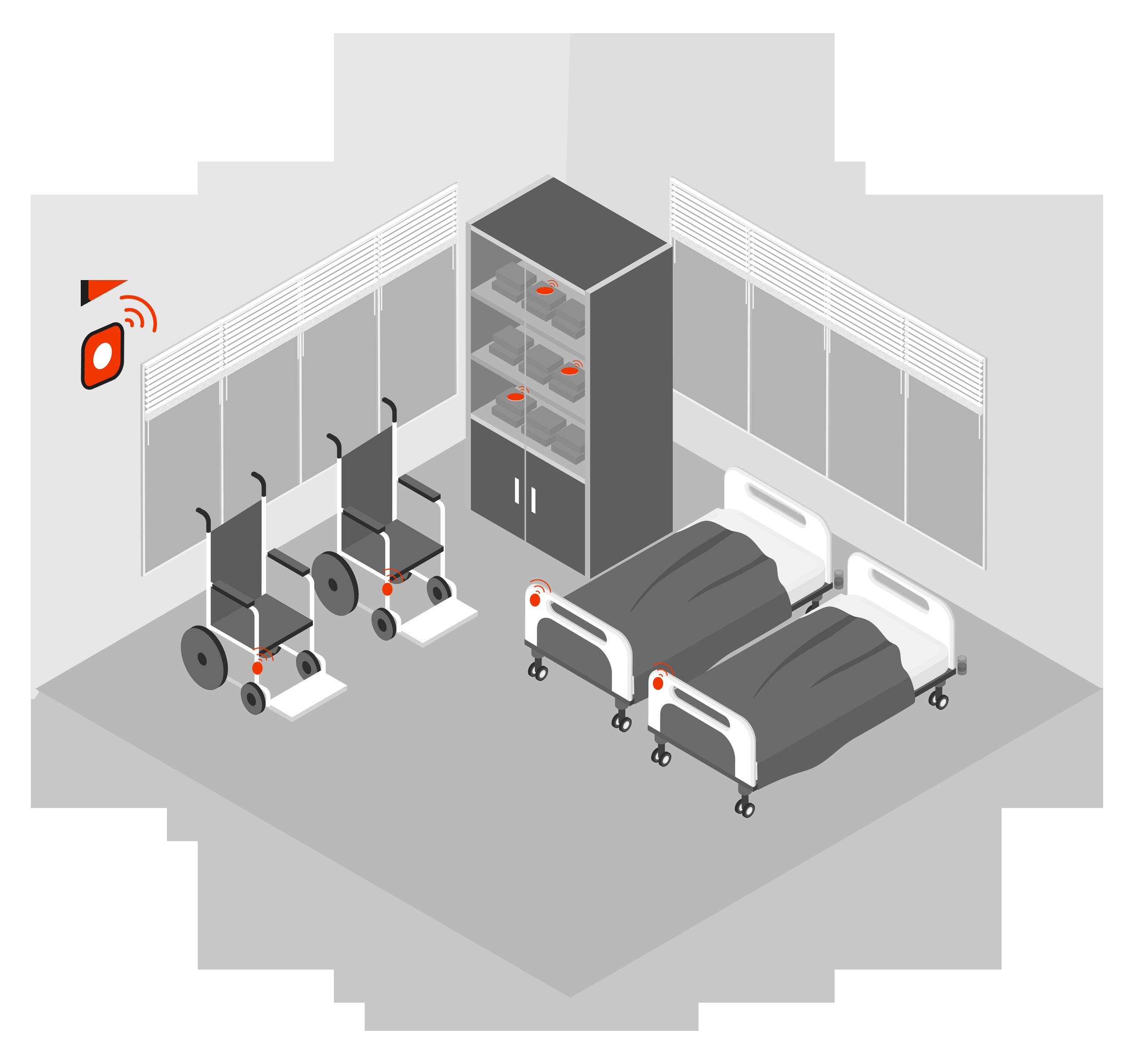 Hospital Asset Tracking Monitoring System