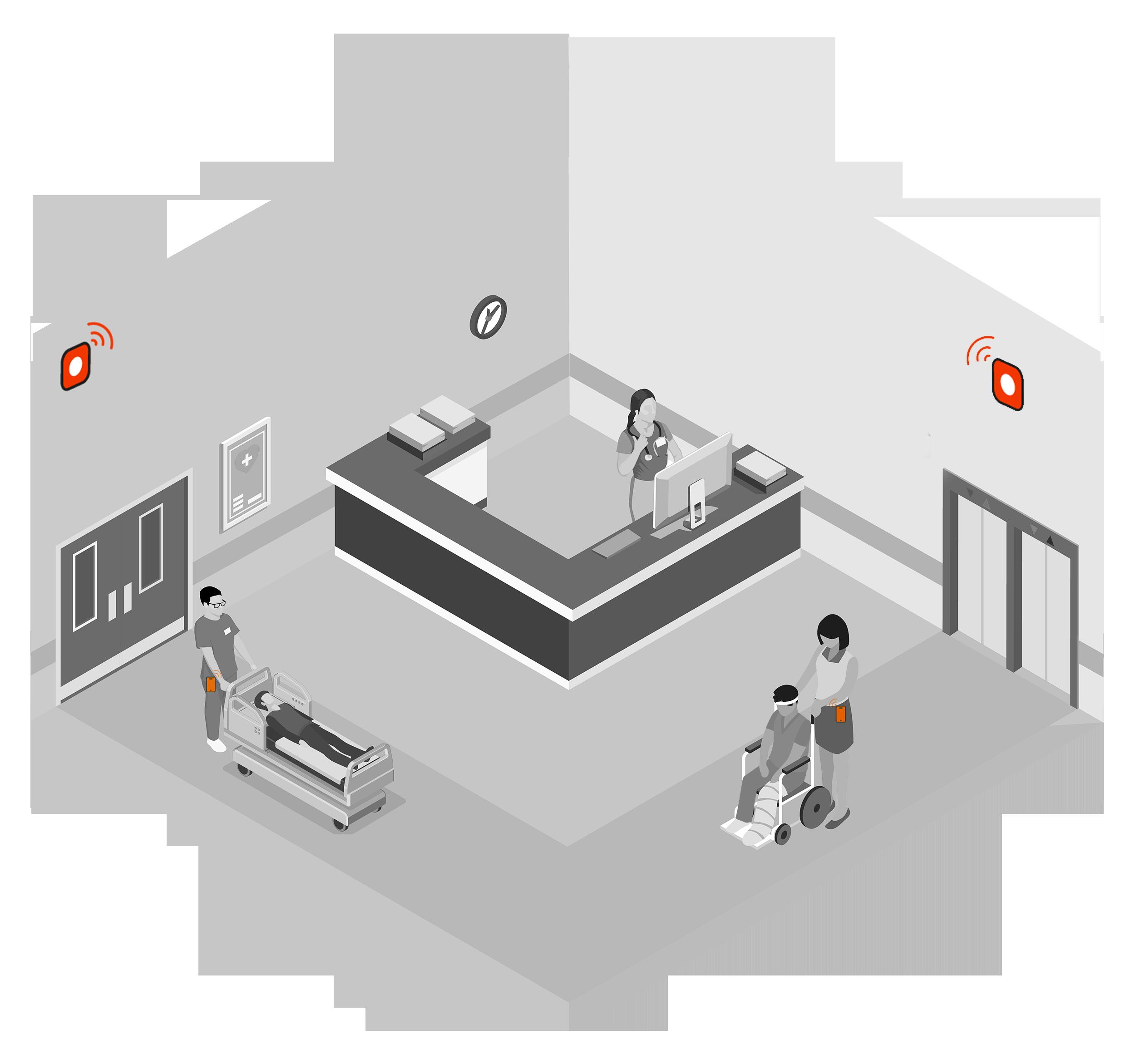 Hospital Porter Tracking Management System